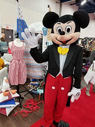 Camelot Mickey Mouse Fabrics