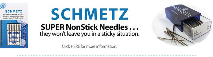 SCHMETZ NonStick Needles