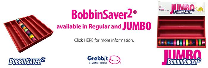 Regular BobbSaver2 & JUMBO